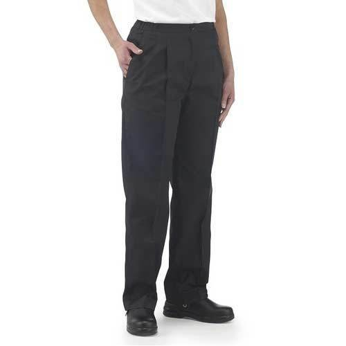 Housekeeping Trouser in Black